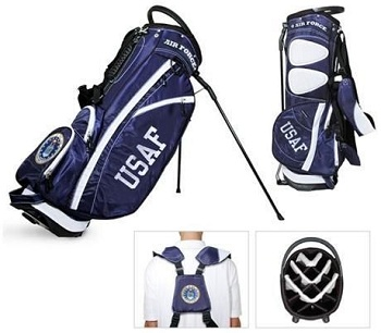 U.S. Air Force Carry Stand Golf Bag