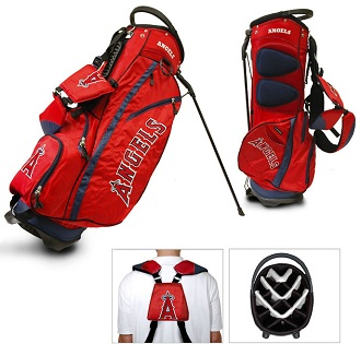 LA Angels of Anaheim Carry Stand Golf Bag