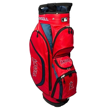 Los Angeles Angels Clubhouse Cart Golf Bag