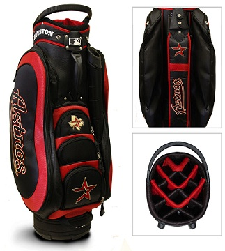 Houston Astros Golf Bag