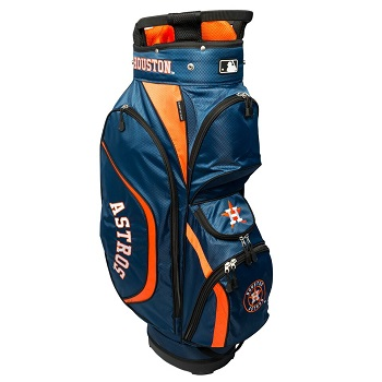 Houston Astros Clubhouse Cart Golf Bag