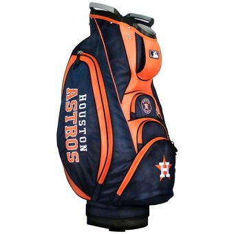 Houston Astros Cart Golf Bag