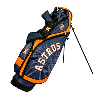 Houston Astros Nassau Stand Golf Bag