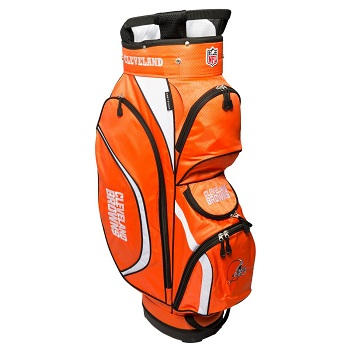 Cleveland Browns Clubhouse Cart Golf Bag