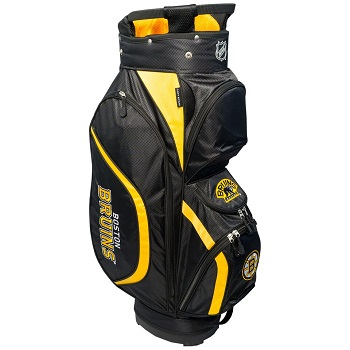 Boston Bruins Clubhouse Cart Golf Bag