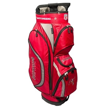 Tampa Bay Bucs Clubhouse Cart Golf Bag