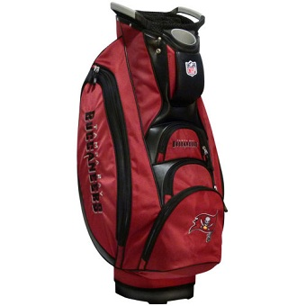 Tampa Bay Bucs Cart Golf Bag