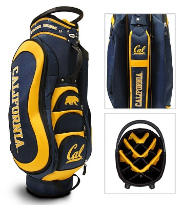 University of California Berkeley Golden Bears Golf Bag
