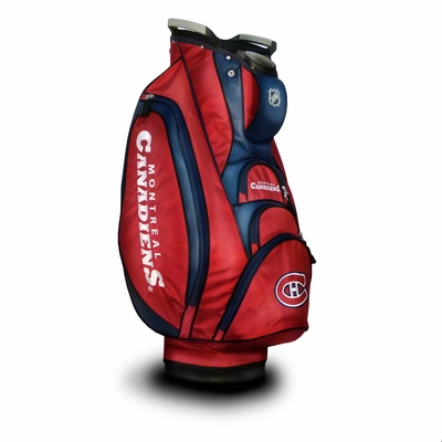 Montreal Canadiens Cart Golf Bag