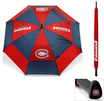 Montreal Canadiens Double Canopy Umbrella