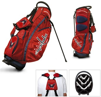 Washington Capitals Carry Stand Golf Bag