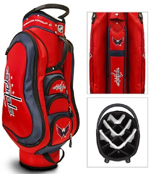 Washington Capitals Golf Bag