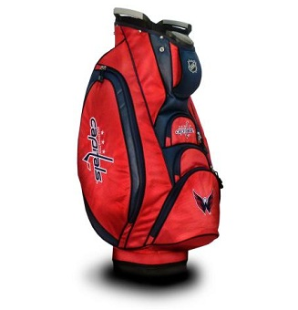 Washington Capitals Cart Golf Bag