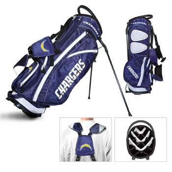 Los Angeles Chargers Carry Stand Golf Bag
