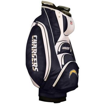 Los Angeles Chargers Cart Golf Bag