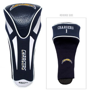San Diego Chargers Driver Headcover