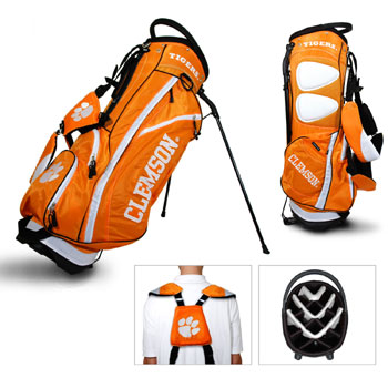 Clemson Tigers Carry Stand Golf Bag