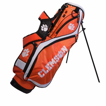 Clemson Tigers Nassau Stand Golf Bag