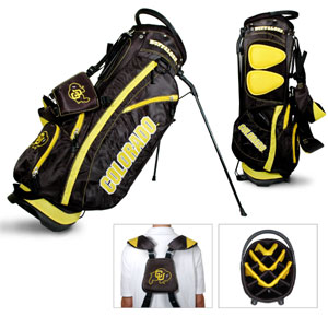 University of Colorado Buffaloes Carry Stand Golf Bag