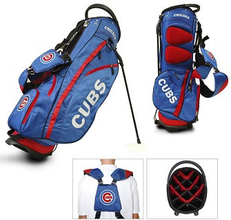 Chicago Cubs Carry Stand Golf Bag