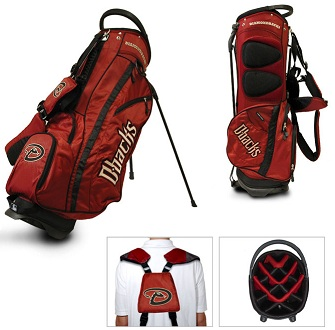Arizona Diamondbacks Carry Stand Golf Bag