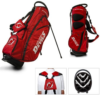 New Jersey Devils Carry Stand Golf Bag