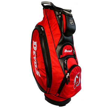 New Jersey Devils Cart Golf Bag