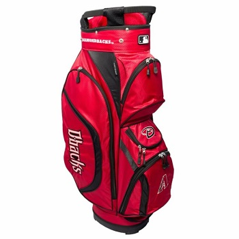 Arizona Diamondbacks Clubhouse Cart Golf Bag
