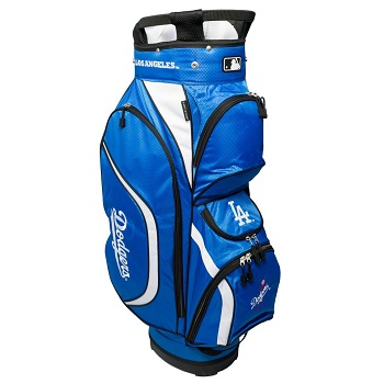 Los Angeles Dodgers Clubhouse Cart Golf Bag