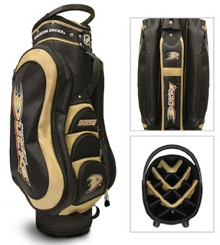 Anaheim Ducks Golf Bag