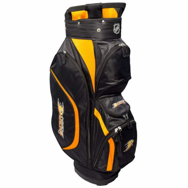 Anaheim Ducks Clubhouse Cart Golf Bag