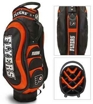 Philadelphia Flyers Golf Bag