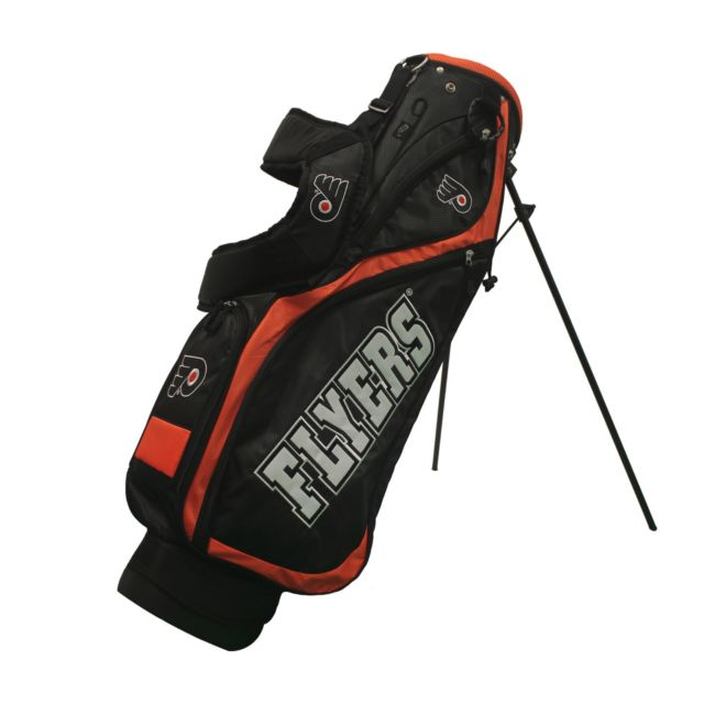 Philadelphia Flyers Nassau Stand Golf Bag