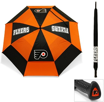 Philadelphia Flyers Double Canopy Umbrella