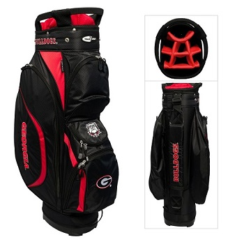 University of Georgia Bulldogs Clubhouse Cart Golf Bag