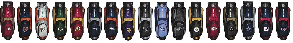 NFL Team Golf Bags