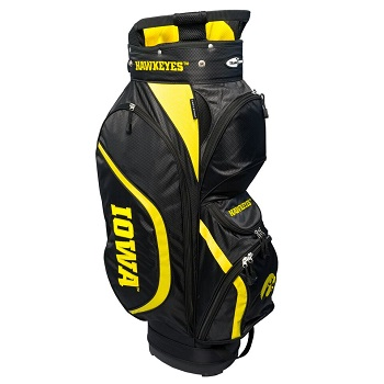 University of Iowa Clubhouse Cart Golf Bag