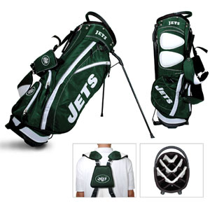 New York Jets Carry Stand Golf Bag