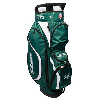 New York Jets Clubhouse Cart Golf Bag