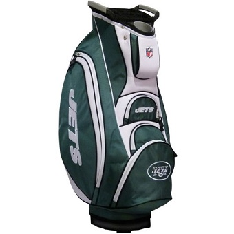 New York Jets Cart Golf Bag
