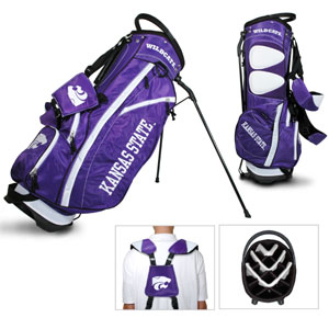 Kansas State Carry Stand Golf Bag