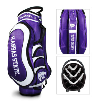 Kansas State Golf Bag