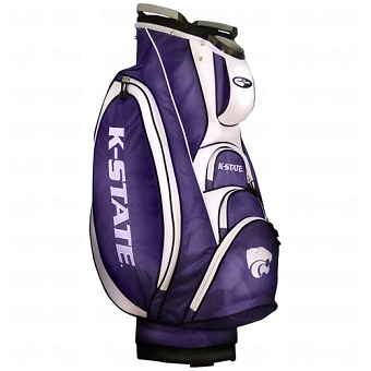 Kansas State Cart Golf Bag