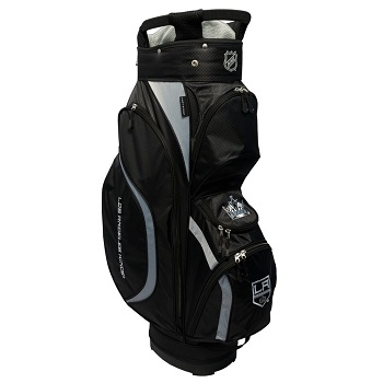 Los Angeles Kings Clubhouse Cart Golf Bag