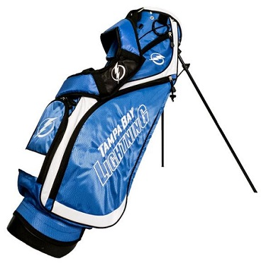 Tampa Bay Lightning Nassau Stand Golf Bag