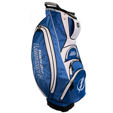 Tampa Bay Lightning Cart Golf Bag