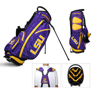 LSU Carry Stand Golf Bag