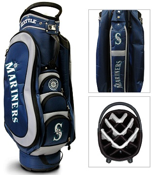 Seattle Mariners Golf Bag