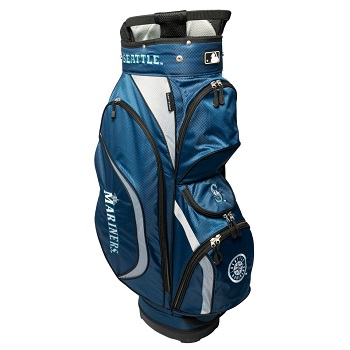 Seattle Mariners Clubhouse Cart Golf Bag