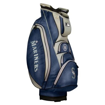 Seattle Mariners Cart Golf Bag